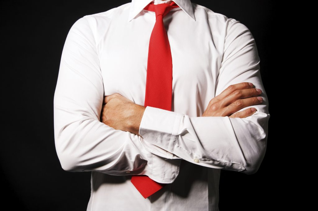 what-red-tie-means